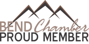 Bend Oregon Chamber Proud Member Badge